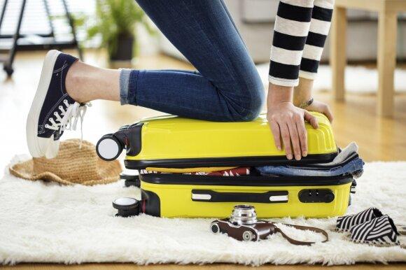 Kokios dovanos džiugina keliautojus?
