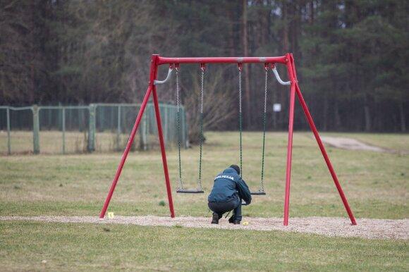Po galimo mergaitės pagrobimo prabilo pagalbą iškvietęs berniukas