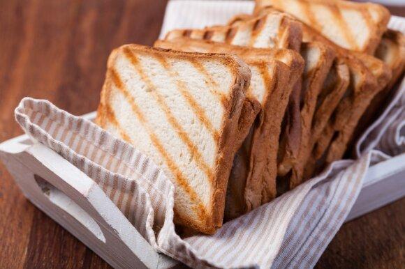 Duonos vartojimo įpročiai: pagaliau tamsią ruginę duoną mėgstame labiau už batoną