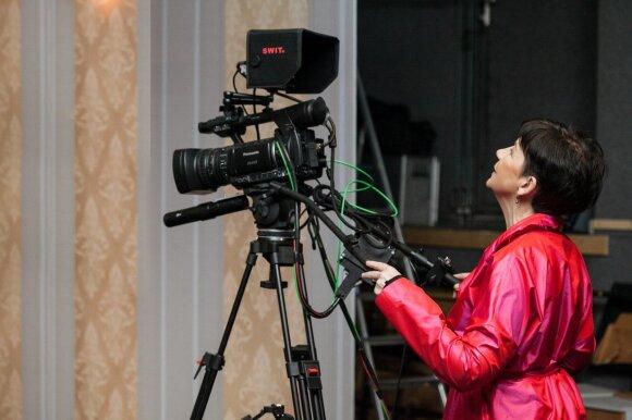 Mados fotosesijai pasiryžusi Bernadeta Lukošiūtė: pagalvojau, kad niekada nesu to dariusi