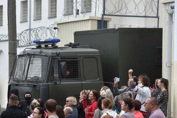 Коротко: самая спокойная ночь после выборов в Беларуси