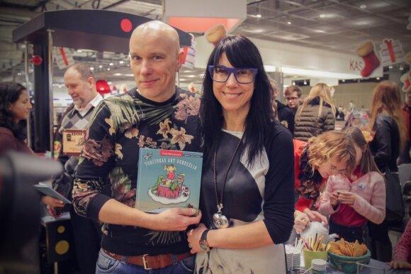 J. Baltrukonytę parašyti naują knygą įkvėpė... blynų kvapas