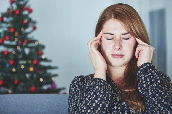 Kalėdų stresas