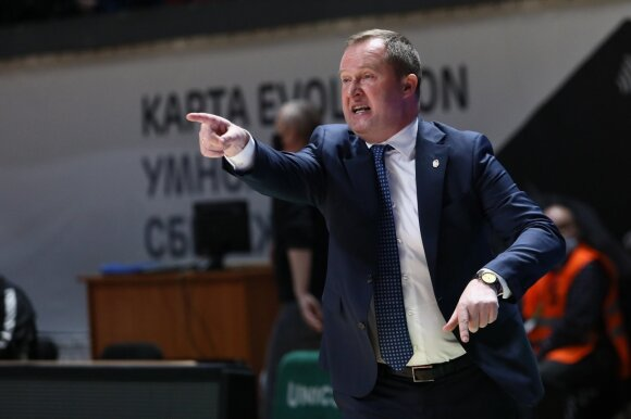 Kazys Maksvytis (Foto: vtb-league.com)