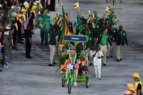 Zimbabvės olimpinė rinktinė