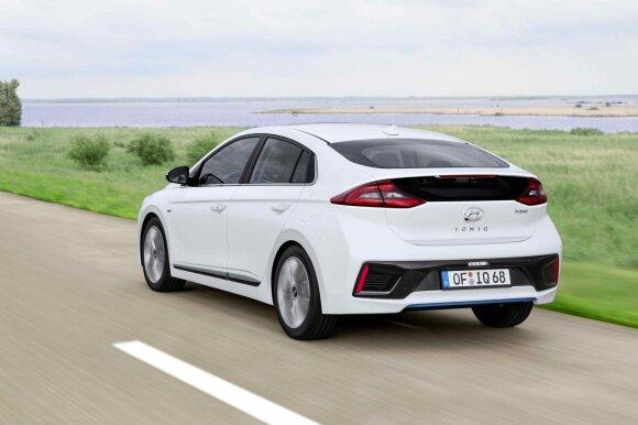 """Elektrinis """"Hyundai Ioniq"""""""