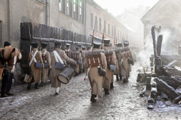 War and Peace in Vilnius