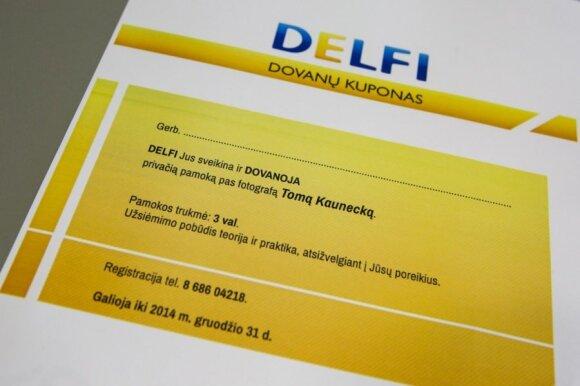 Prasideda DELFI Piliečio gimtadienio staigmenų maratonas!