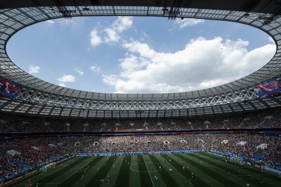 Pasaulio futbolo čempionatas: Danija – Prancūzija
