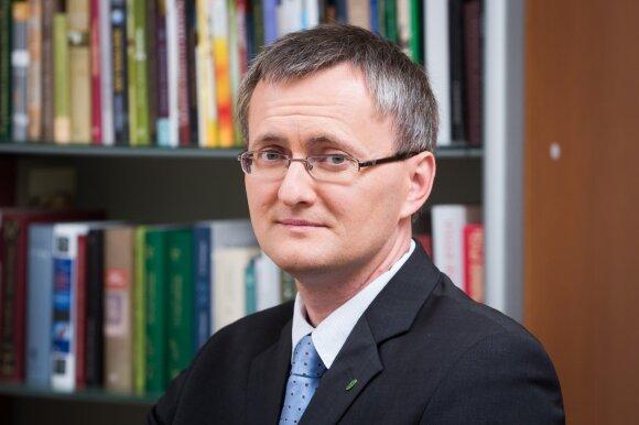 Marius Ablačinskas; Martyno Ambrazo/ŠMM nuotr.