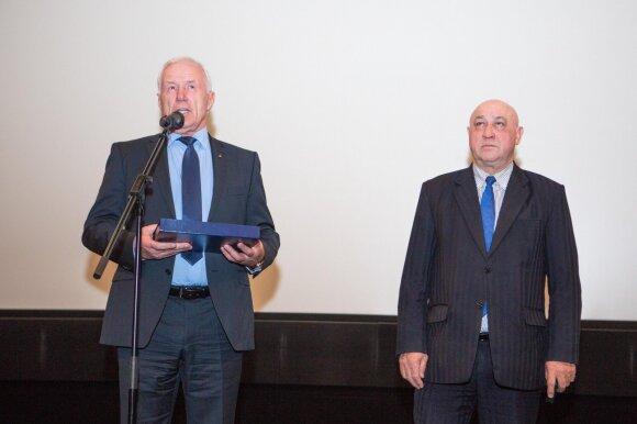 Algis Vasiliauskas, Vytas Nėnius