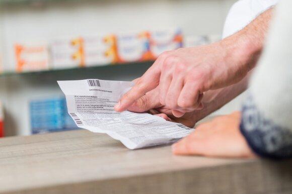 Pavojingi vaistai iš prekybos išimti: ką darys kasdien juos vartoję pacientai?