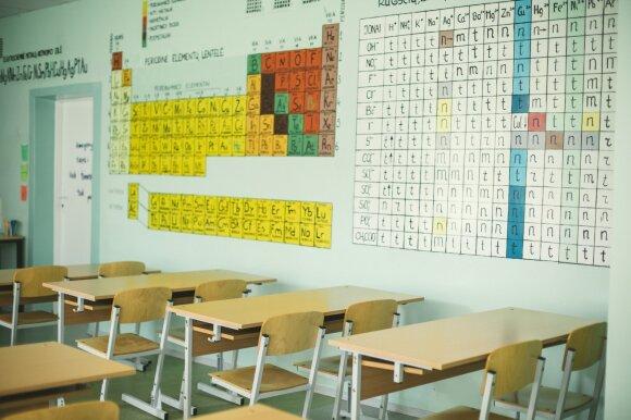 Pirmieji metai mokykloje: jauna pedagogė papasakojo, ką teko patirti
