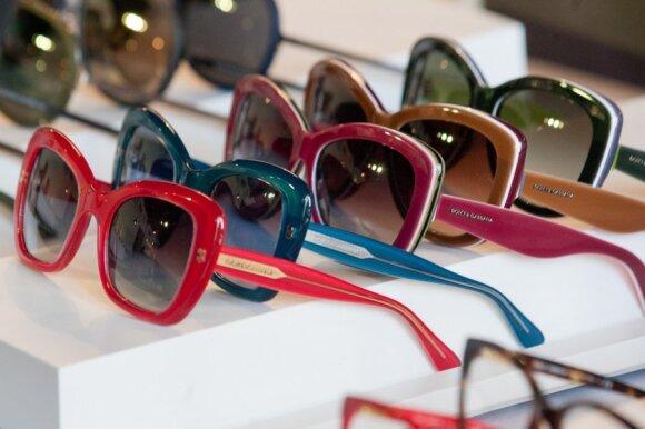Saulės akinių tendencijos 2014 m. pavasariui - vasarai