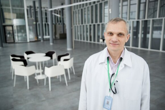 dr. Svajus Asadauskas