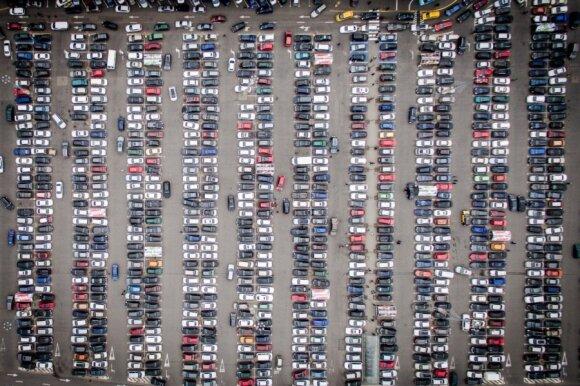 Perspėjimai vairuotojams: automobilis gali supūti iki tokio lygio, kad sunku bus ir atpažinti