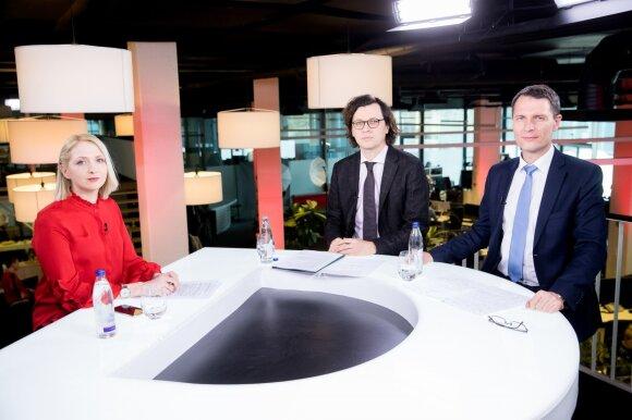 Kristina Pocytė, Marius Stračkaitis, Elvinas Jankevičius