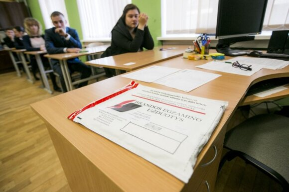K. Zvonkuvienė apie visuomenę kiršinantį egzaminą: lietuvių kalbos pamokų galėtų būti ir daugiau