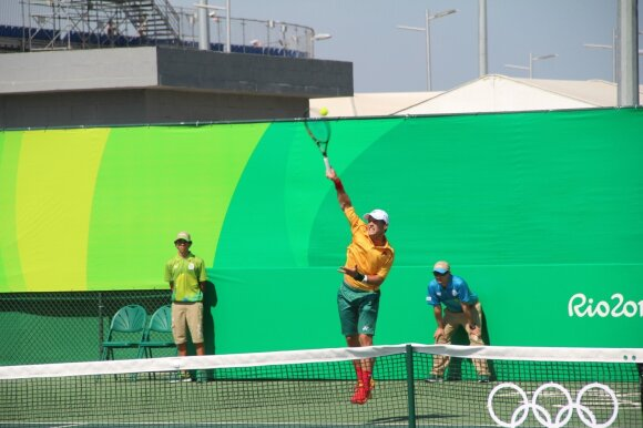 Rio Games: Ričardas Berankis - John Millman