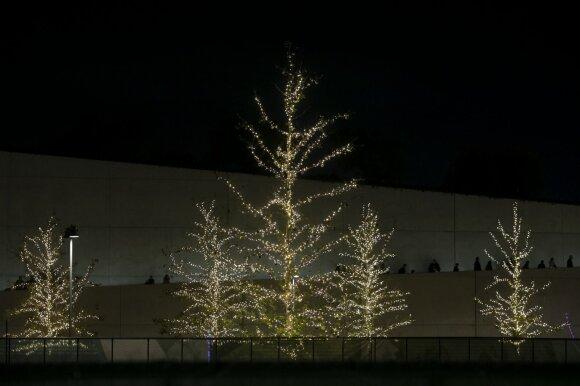 Kalėdos Atėnuose