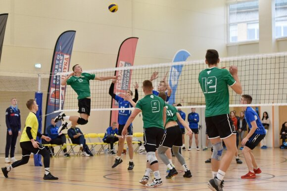 Baltijos taurės jaunimo tinklinio turnyras