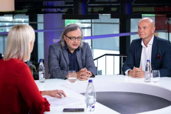Kristina Pocytė, Arūnas Matelis, Arminas Lydeka