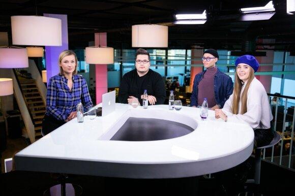 Karolina Marcinkevičiūtė, Justas Buivydas, Alen Chicco, Monika Marija