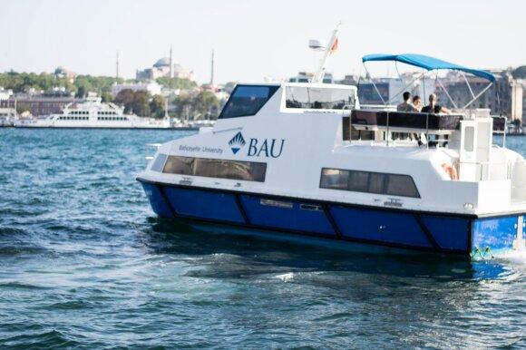Privati universiteto jachta