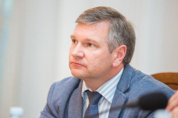 Lietuvos Aukščiausiojo Teismo teisėjas Dr. Aurelijus Gutauskas