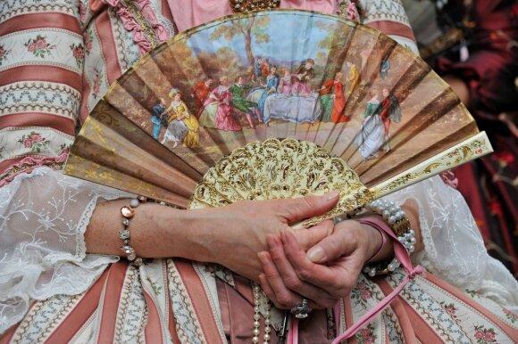Baroko laikų mados