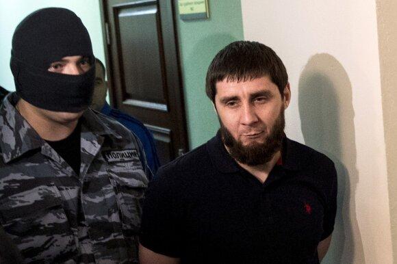 Z. Dadajevas pripažintas kaltu dėl B. Nemcovo žmogžudystės