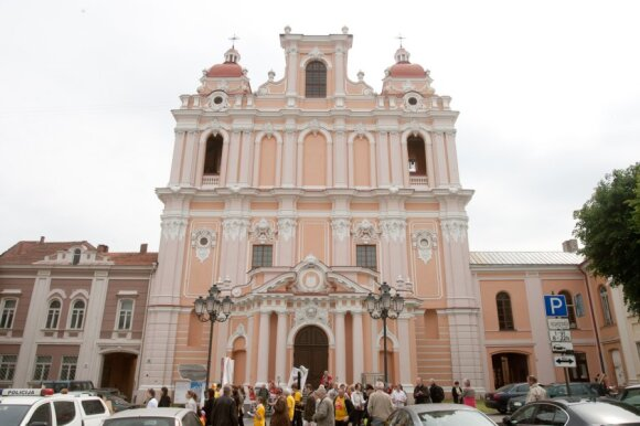Vilniaus Šv. Kazimiero bažnyčia