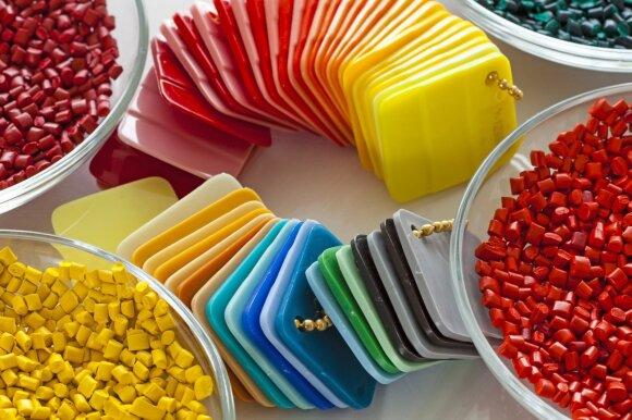 Panevėžyje įsikūrusi įmonė užsiima gamyba iš plastiko ir gumos
