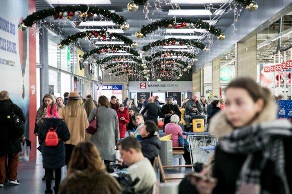 Mauricas: lietuviai per Kalėdas išleidžia daugiau nei uždirba