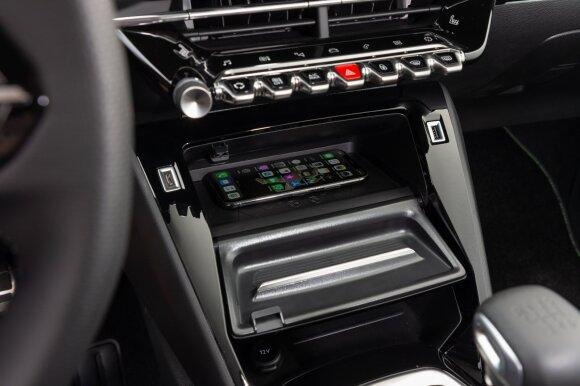 Kada mygtukai automobilio salone gali išnykti