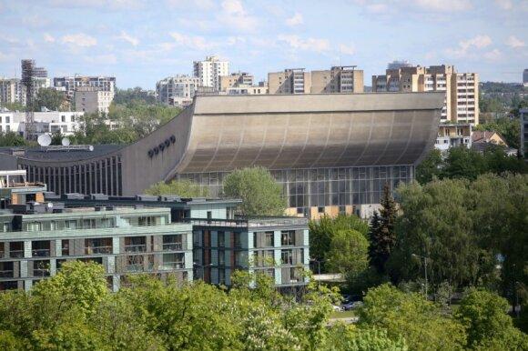 Vilniaus kongresų centro konkurso sąlygos kelia abejonių