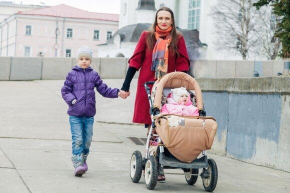 Tylusis nuomininkų ir savininkų karas: niekas nenori šeimų su vaikais