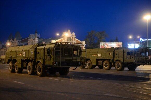 Запугают ли Европу тайные действия России рядом с Литвой?