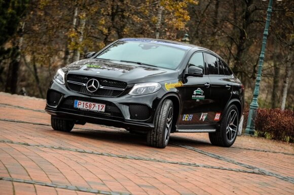 """Mercedes-Benz GLE Coupe"""