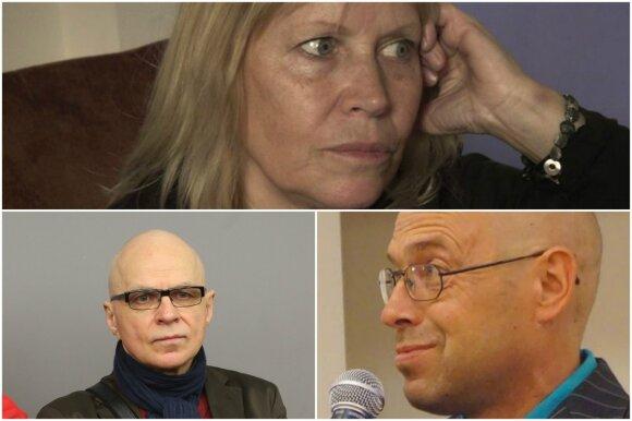 Rūta Katiliūtė, Vytautas Anužis, Valdas Papievis