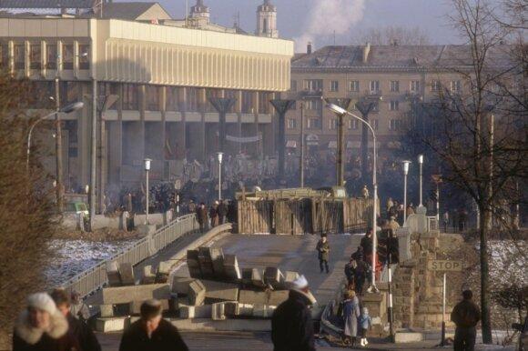 Kruvinąjį 1991-ųjų sausį panevėžietis atliko ypatingą užduotį: sovietai to net neįtarė