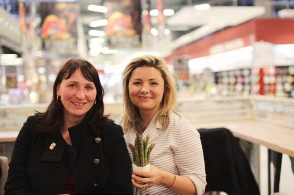 Lietuviškų smidrų sezonas įsibėgėja: Beata Nicholson siūlo, ką pagaminti