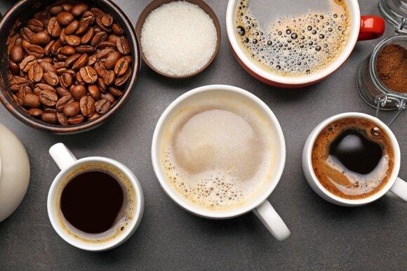 Kava sveikatai pavojaus nekelia, jei per savaitę išgeriate tik vieną puodelį: gydytojos paaiškino, mitas tai ar tiesa
