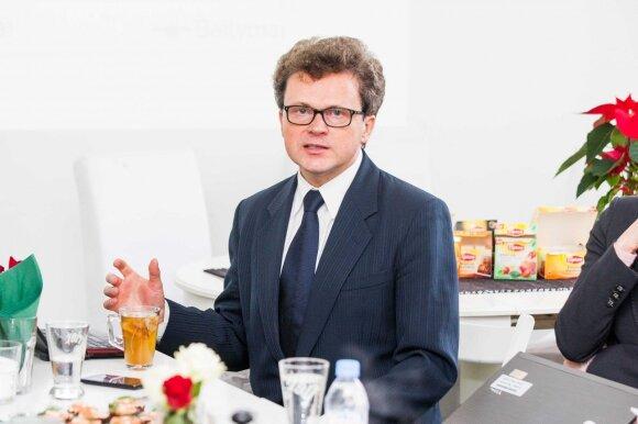 Prof. R. Stukas: valgyti reikia tam, kad gyventume, o ne gyventi, kad valgytume