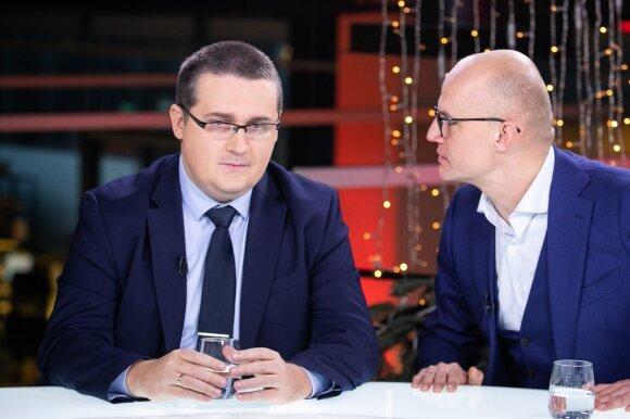 Skirmantas Malinauskas, Edmundas Jakilaitis