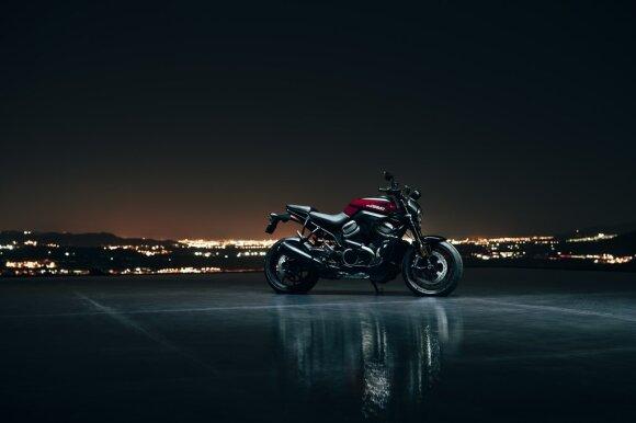 """Harley-Davidson Bronx"""