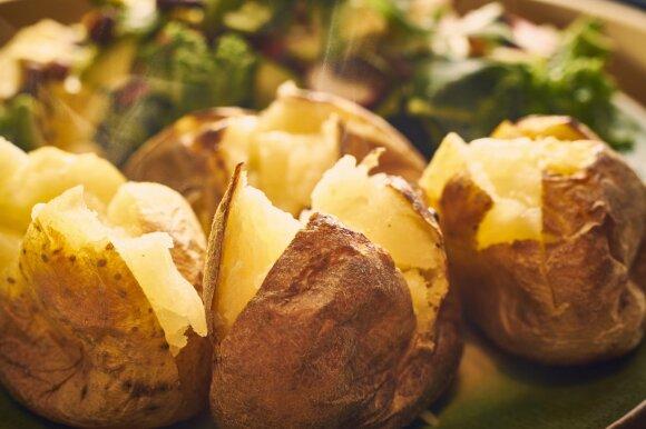 Gudrybės, kurias pravartu žinoti, norint, kad verdamos bulvės nesutrupėtų ir nesuskilinėtų