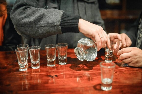 Alkoholizmas Rusijoje