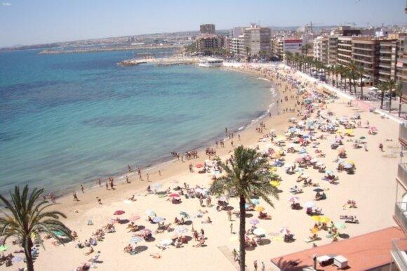 Pigiausias būstas Ispanijoje