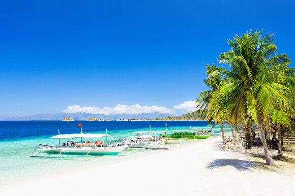 Borakajaus sala, Filipinai